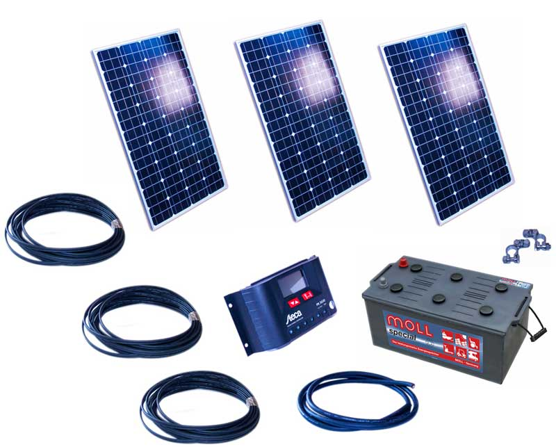 solarinselanlage 12v 300w profi koi teich filter. Black Bedroom Furniture Sets. Home Design Ideas