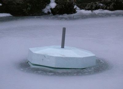 Ob Dieser Eisfreihalter Was Bringt Ist Fraglich