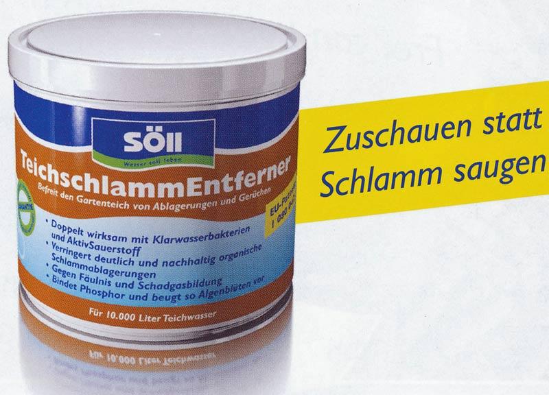 S ll teichschlammentferner 1000 g bis 20000 liter teich for 1000 liter teich