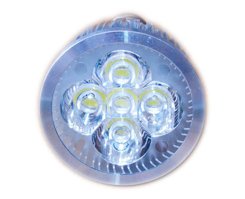 12v led solar lampe 5x1w e14 teich filter. Black Bedroom Furniture Sets. Home Design Ideas