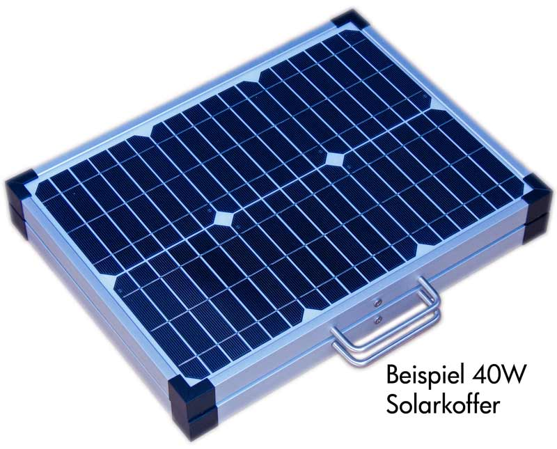 12v solar koffer 60w teich filter. Black Bedroom Furniture Sets. Home Design Ideas