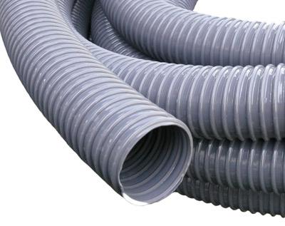 Gut Schlauch 50mm grau Wavetec - Teich-Filter JX18