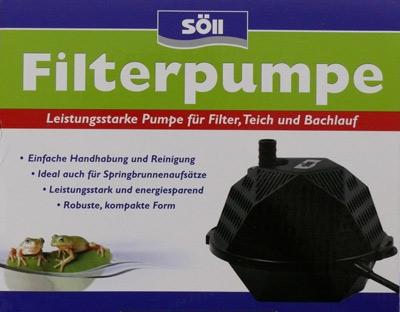 s ll sfp 1500 filterpumpe teich filter. Black Bedroom Furniture Sets. Home Design Ideas