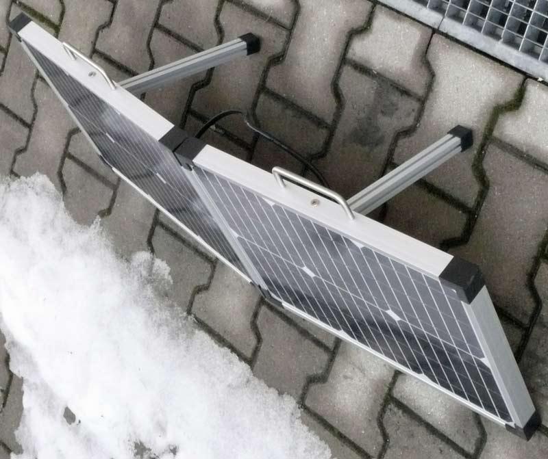 12v solar koffer 60w teich filter. Black Bedroom Furniture Sets. Home Design Ideas