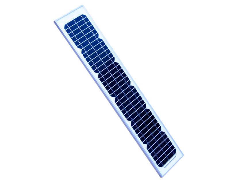 20 watt solarpanel 12v extra schmal teich filter. Black Bedroom Furniture Sets. Home Design Ideas