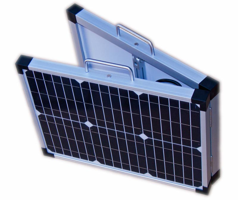 mobiles solar panel 80w 12v teich filter. Black Bedroom Furniture Sets. Home Design Ideas