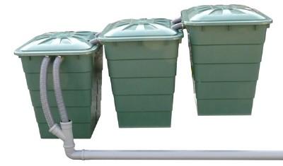 Teichfilter Bis 30000 Liter Schwimmteich Eco Teich Filter