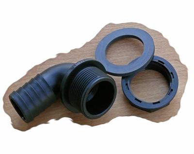 anschluss 20mm f r teichfilter gebogen mit aussengewinde teich filter. Black Bedroom Furniture Sets. Home Design Ideas